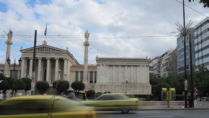 Ακαδημία Αθηνών: Το ωραιότερο νεοκλασικό του κόσμου μετατρέπεται σε κτίριο μηδενικής ενεργειακής κατανάλωσης