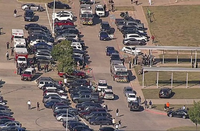Τέξας – Πυροβολισμοί σε σχολείο-Τουλάχιστον τέσσερις τραυματίες