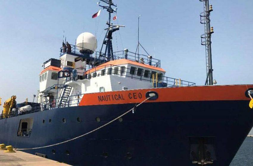 """Νέες τουρκικές προκλήσεις – Παρενόχληση του ερευνητικού σκάφους """"Nautical Geo"""""""