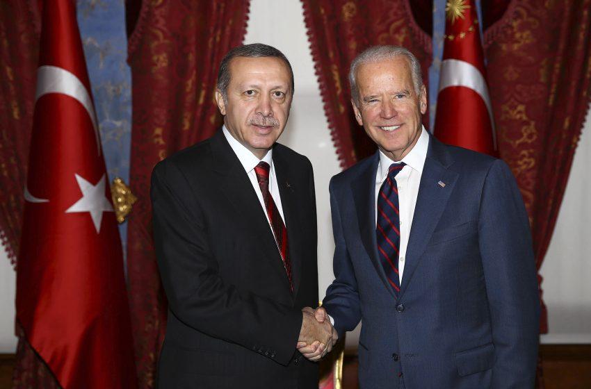"""Καλίν: """"Κλείδωσε"""" η συνάντηση Ταγίπ Ερντογάν – Τζο Μπάιντεν"""