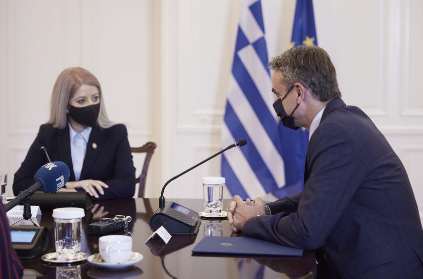 Μητσοτάκης – Μεθοδικά και οργανωμένα απαντάμε στις τουρκικές προκλήσεις στην Ανατολική Μεσόγειο