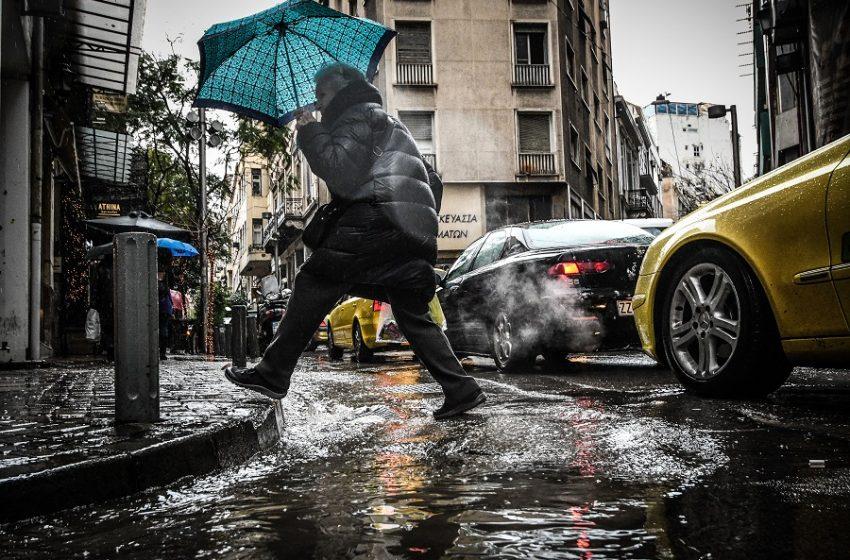 Συναγερμός για ακραία φαινόμενα – Καταιγίδες και χαλάζι ακόμη και στην Αττική