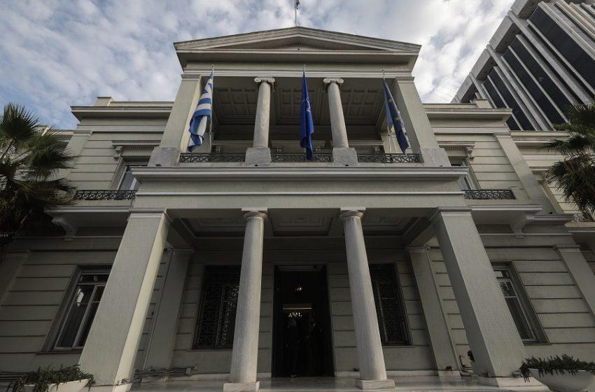 ΥΠΕΞ: Η Ελλάδα καταδικάζει τις επιθέσεις στο αεροδρόμιο της Σαουδικής Αραβίας