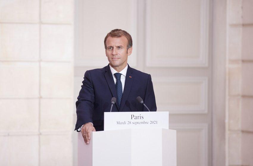 Μακρόν: Η Γαλλία θα ξεκινήσει εκστρατεία για την κατάργηση της θανατικής ποινής παγκοσμίως