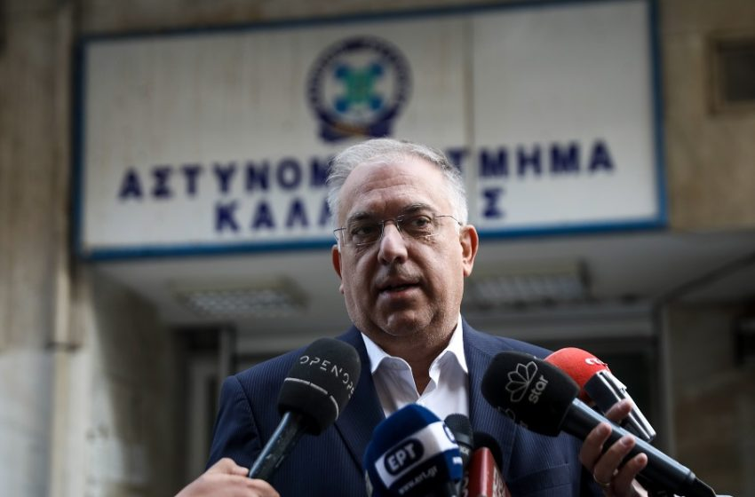 Θεοδωρικάκος: Γίνονται 100.000 έλεγχοι την ημέρα από την ΕΛ.ΑΣ. από το Σάββατο που άρχισαν τα νέα μέτρα