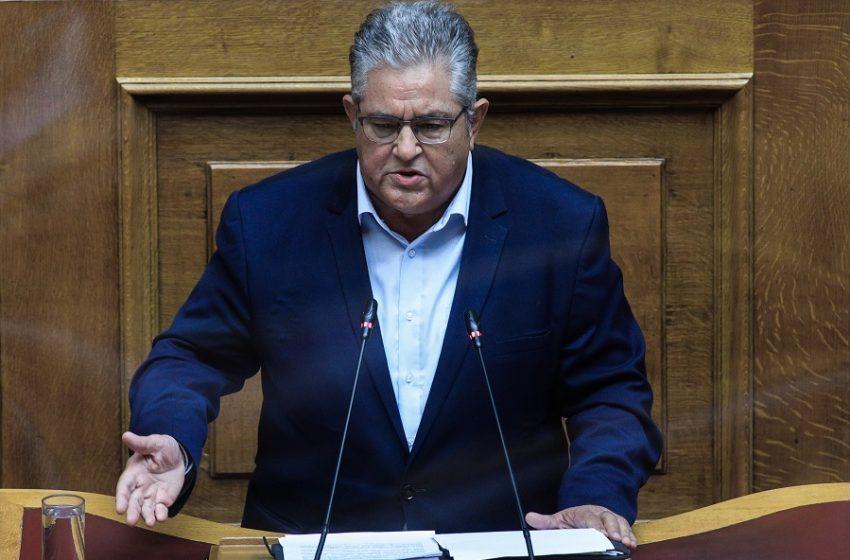 Κουτσούμπας: Η ελληνογαλλική συμφωνία δεν αφορά την άμυνα της χώρας και τα λαϊκά συμφέροντα