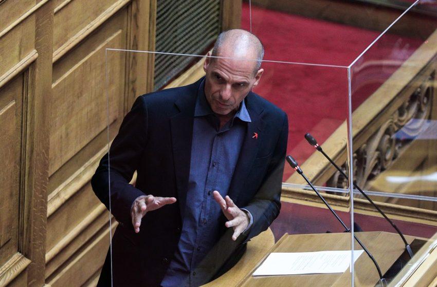 Βαρουφάκης: Όχι στην Συμφωνία που καταρρακώνει την εθνική άμυνα και ανεξαρτησία