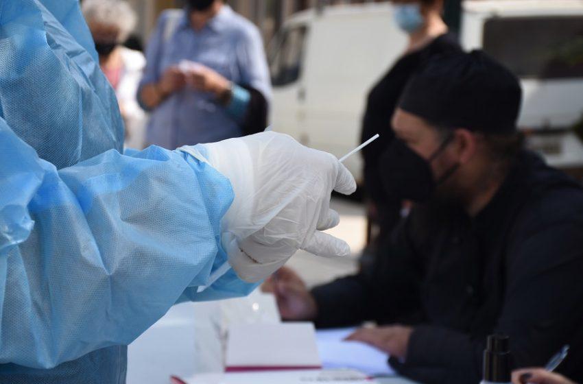 ΕΟΔΥ: Στα 2.197 τα νέα κρούσματα – 331 οι διασωληνωμένοι, 36 θάνατοι