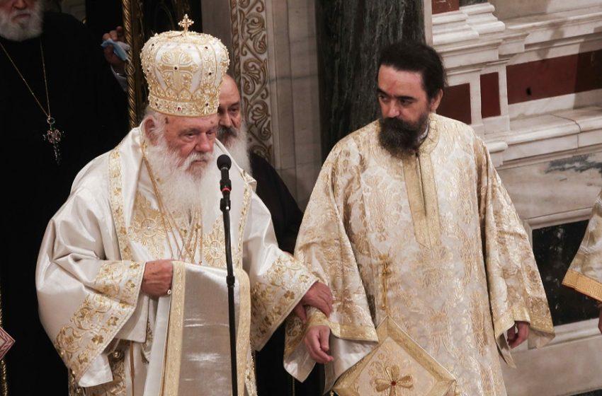 """Αυστηρό μήνυμα του Αρχιεπισκόπου Ιερώνυμου: """"Όποιος δεν ακολουθήσει την Εκκλησία… σπίτι του"""""""