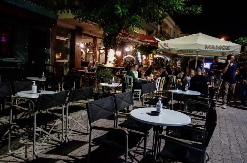 Κοροναϊός: 261 κρούσματα σε Αττική, 236 σε Θεσσαλονίκη – Η κατανομή