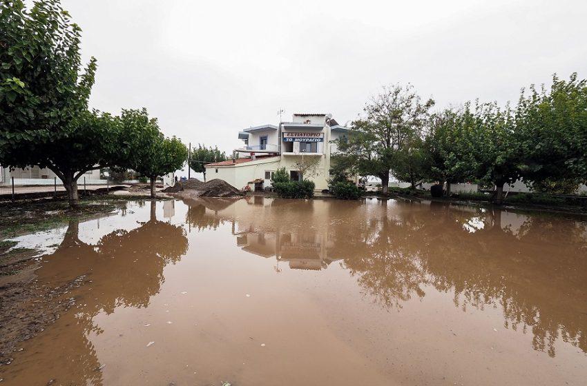 Επικίνδυνα καιρικά φαινόμενα στην Κρήτη από την ερχόμενη Πέμπτη