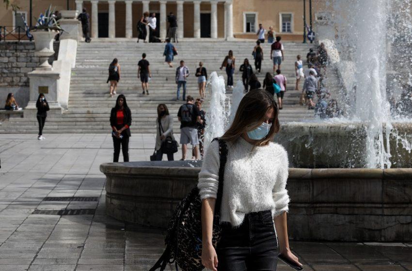 Κοροναϊός – 562 νέα κρούσματα στην Αττική – 382 στη Θεσσαλονίκη