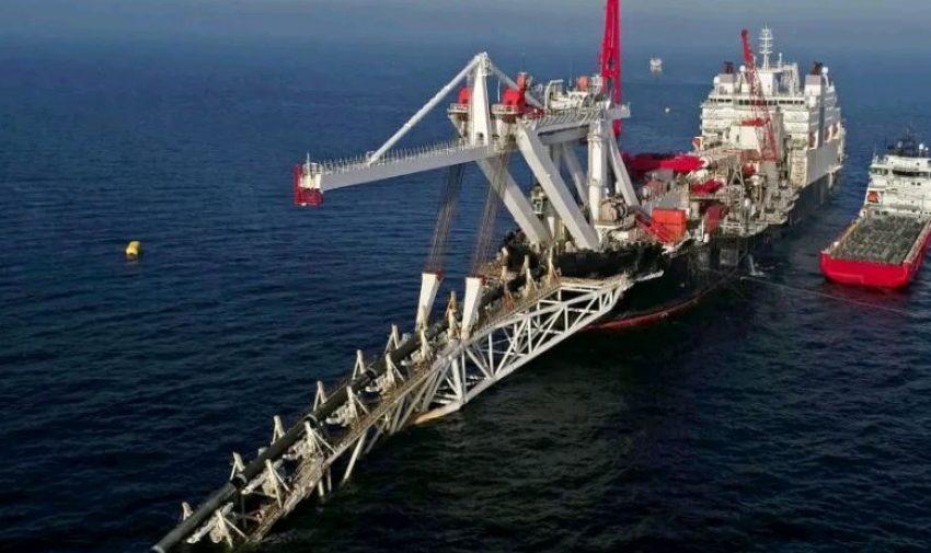 Ξεκίνησε το γέμισμα του αγωγού φυσικού αερίου Nord Stream 2