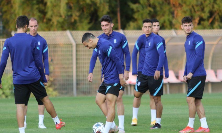 Επίσημη η αναβολή του ματς της Εθνικής Ελπίδων με την Κύπρο – Εντοπίστηκαν 13 κρούσματα
