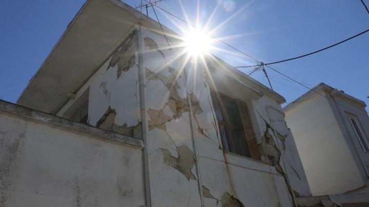 Κρήτη-Σεισμός: Ξεπέρασαν τις τρεις χιλιάδες τα μη κατοικήσιμα σπίτια