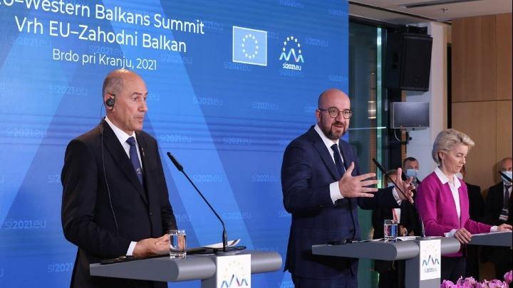 ΕΕ: Επαναβεβαιώνει την υποστήριξή της στην ευρωπαϊκή προοπτική των Δυτικών  Βαλκανίων