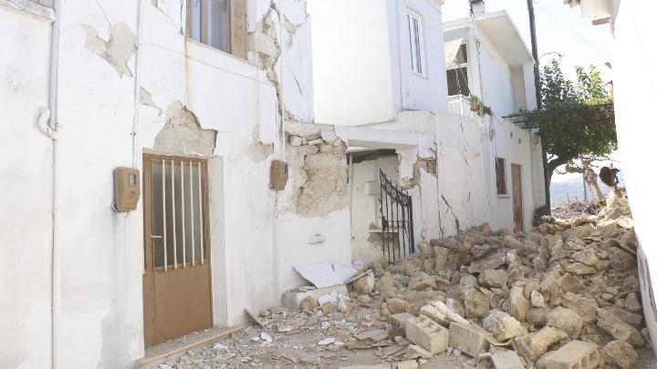 Κρήτη: Στα 1.784 τα μη κατοικήσιμα σπίτια