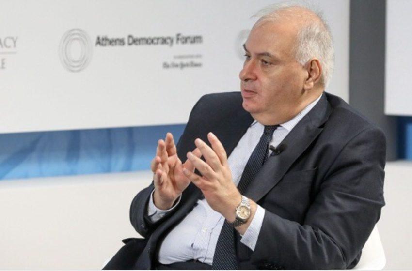 Λάζαρης για την ελληνική προεδρία της IHRA: Σκοπός να πρωταγωνιστεί η Ελλάδα σε μια ακόμη προσπάθεια που ενώνει όλες τις μεγάλες Δημοκρατίες του πλανήτη
