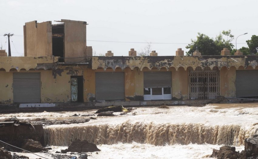 Νεκροί 11 άνθρωποι μετά το χτύπημα του κυκλώνα Σαχίν στο Ομάν