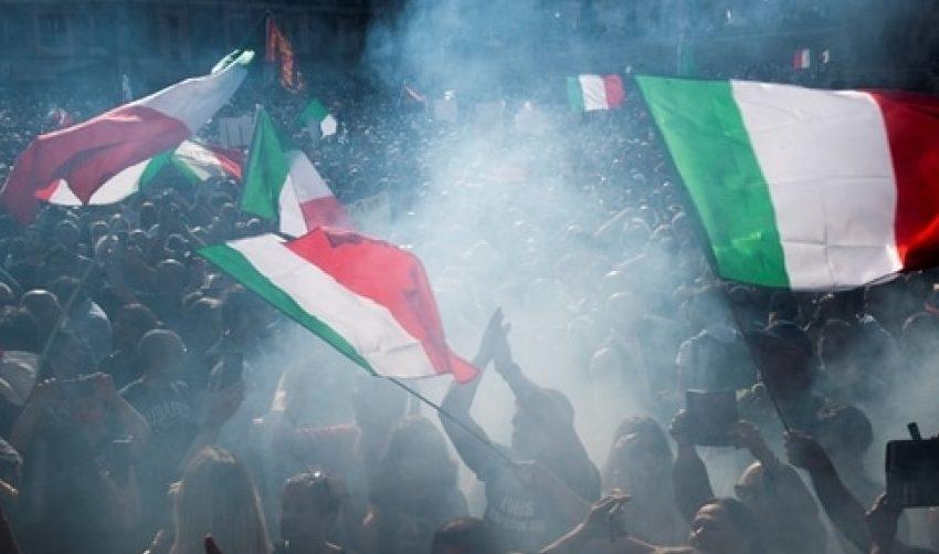 Δώδεκα συλλήψεις από την ιταλική αστυνομία μετά τα επεισόδια στη Ρώμη