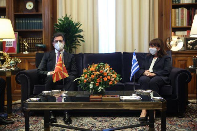 Σακελλαροπούλου: Η συνεπής εφαρμογή της Συμφωνίας Πρεσπών κρίσιμη για την ευρωπαϊκή προοπτική της Βόρειας Μακεδονίας