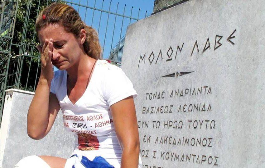Μαρία Πολύζου: Συγκλονίζει η μαραθωνοδρόμος που την βίαζε ο πατέρας της από τα 11 της χρόνια