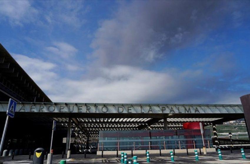 Ισπανία: Κλειστό επ' αόριστον το αεροδρόμιο στη Λα Πάλμα λόγω του σύννεφου τέφρας