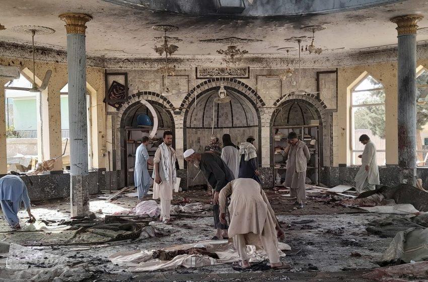 Αφγανιστάν: Το Ισλαμικό Κράτος αναλαμβάνει την ευθύνη της πολύνεκρης επίθεσης στην Κουντούζ