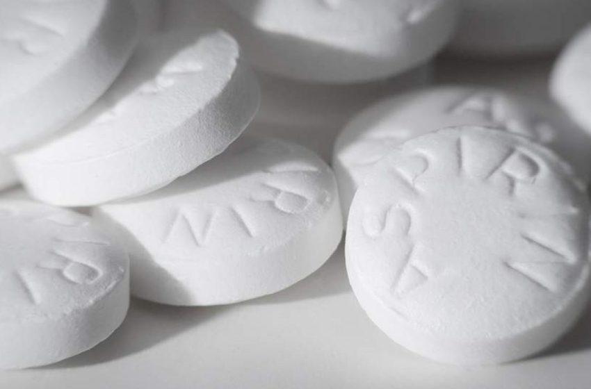 Αλλάζει το πρωτόκολλο χορήγησης της ασπιρίνης – Νέες μελέτες