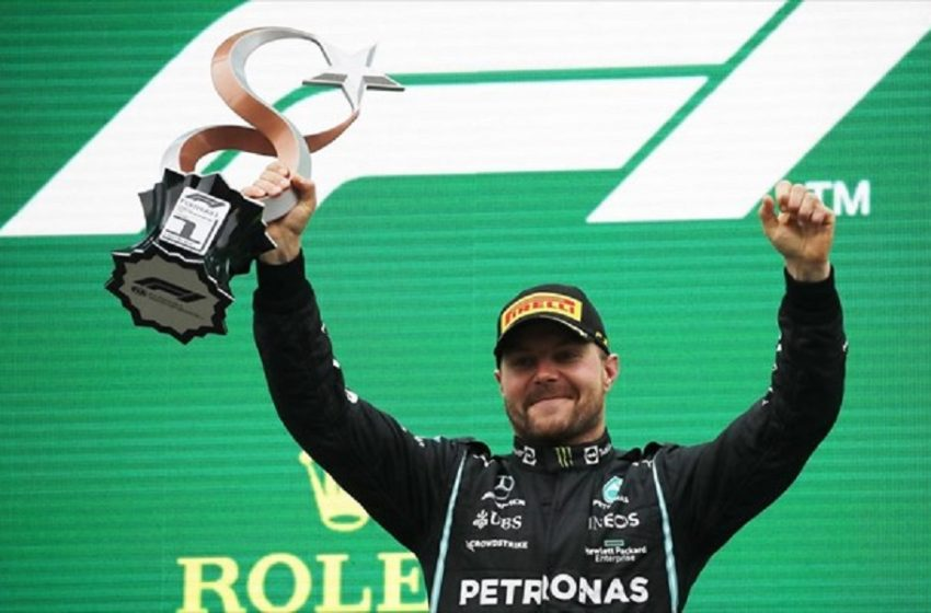 F1: Θρίαμβος Μπότας, στην κορυφή ο Φερστάπεν