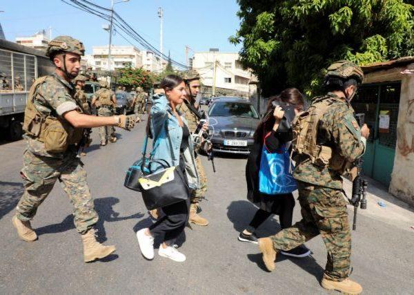 """""""Σφαγή"""" χαρακτήρισε τις ταραχές στη Βηρυτό βουλευτής της Χεζμπολάχ"""