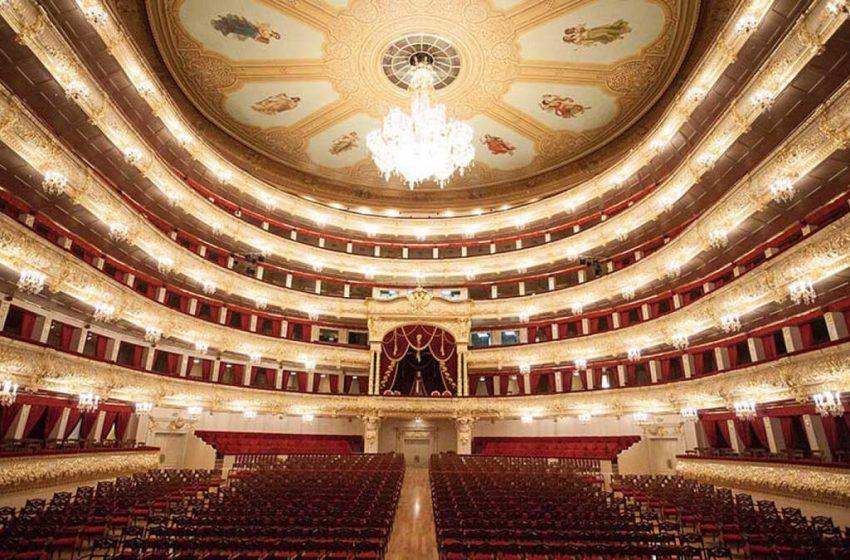 Τραγωδία στα Μπολσόι: Σκοτώθηκε χορευτής την ώρα της παράστασης