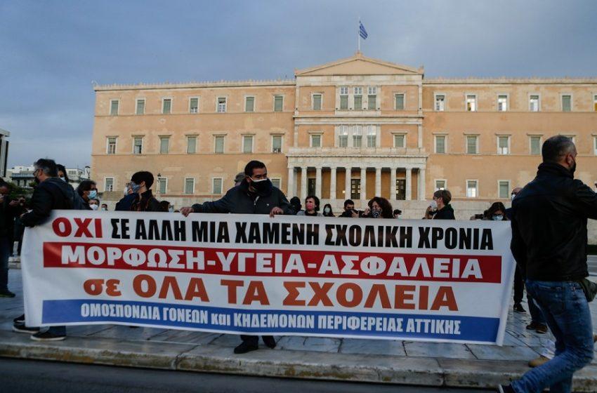 Διαμάχη στα άκρα – Έφεση ΔΟΕ στην απόφαση για τις κινητοποιήσεις ενάντια στην αξιολόγηση – Στήριξη ΑΔΕΔΥ