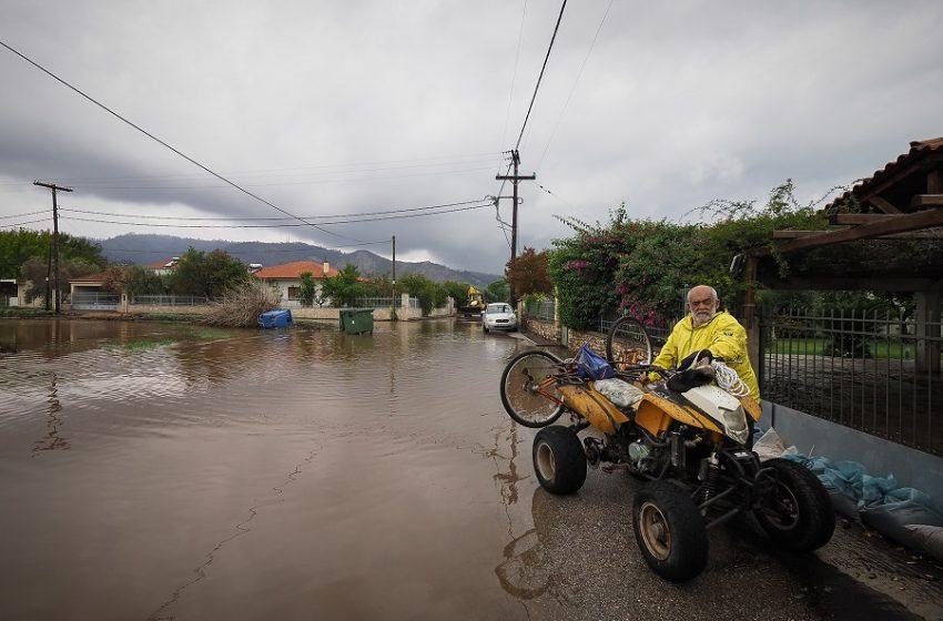 Εξαγγελίες για αντιπλημμυρικά έργα χωρίς αντίκρισμα – Εξοργισμένοι οι κάτοικοι στη βόρεια Εύβοια – Αγωνία για το νέο κύμα κακοκαιρίας (vid)