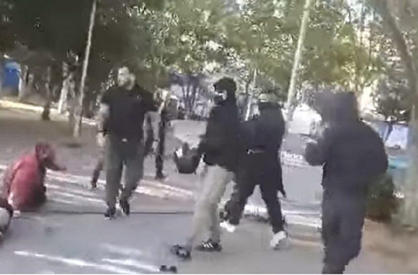Ο ακροδεξιός μέλος της εγκληματικής οργάνωσης Χρυσή Αυγή που συνελήφθη για τις επιθέσεις στο Ν. Ηράκλειο