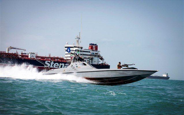 Ιράν: Με πυρά κατά πειρατών απέτρεψαν την κατάληψη τάνκερ