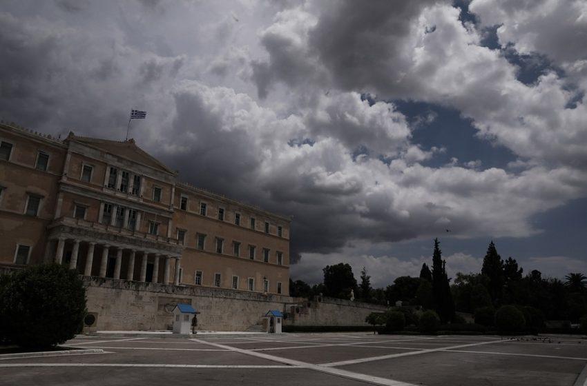 """Έκτακτο δελτίο επιδείνωσης του καιρού – Έρχεται η """"Αθηνά"""""""