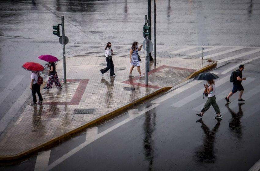 Meteo: Το πρώτο κύμα κακοκαιρίας του φθινοπώρου από Τετάρτη