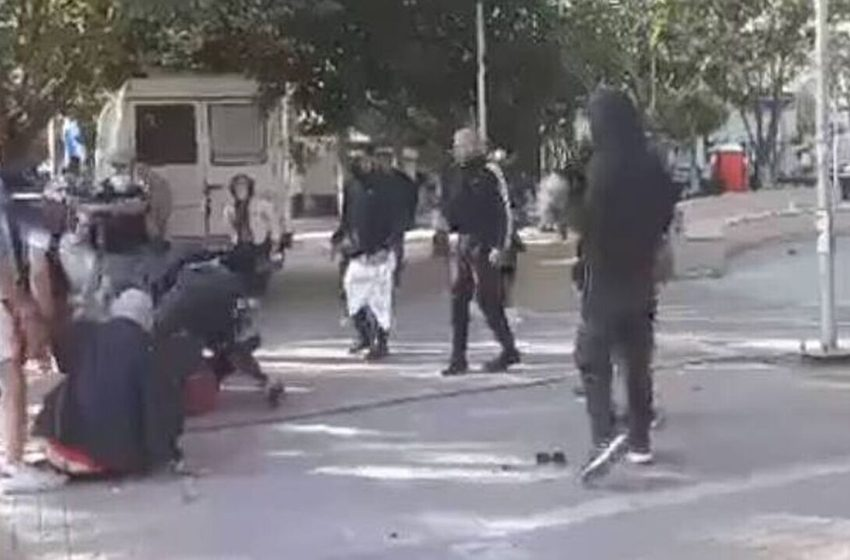 Φασιστική επίθεση στο Νέο Ηράκλειο: Έρευνα για το κακούργημα της εγκληματικής οργάνωσης