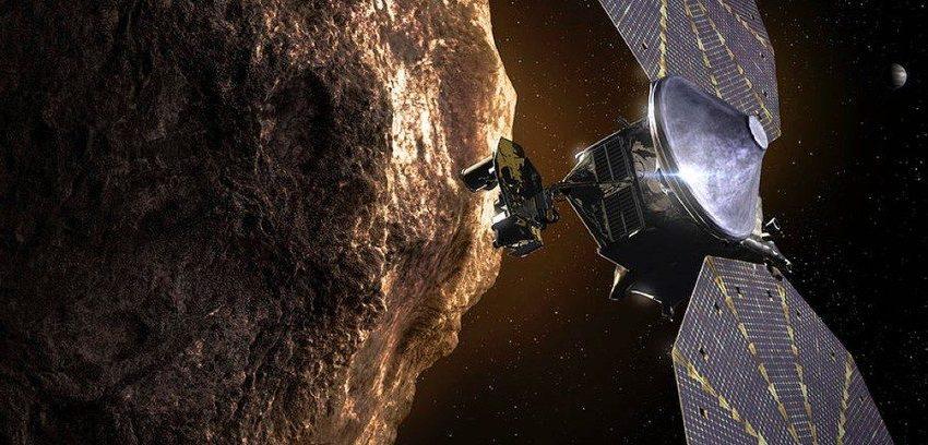 "NASA: Η Lucy ξεκίνησε την ""Οδύσσεια"" – Θα επισκεφτεί 8 αστεροειδείς κοντά στον Δία, μέσα σε 12 χρόνια"