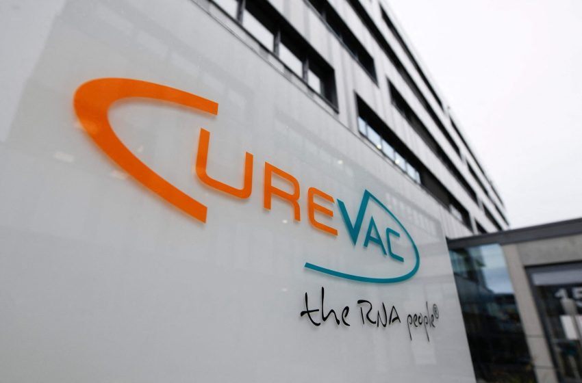 """Η CureVac αποσύρει το πρώτο εμβόλιο για τον κορωνοϊό – """"Ετοιμάζουμε εμβόλιο δεύτερης γενιάς"""""""