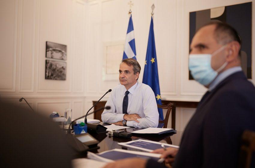 Μητσοτάκης: Εκλογές τέλος 4ετίας – Εθνικής σημασίας η συμφωνία με τη Γαλλία