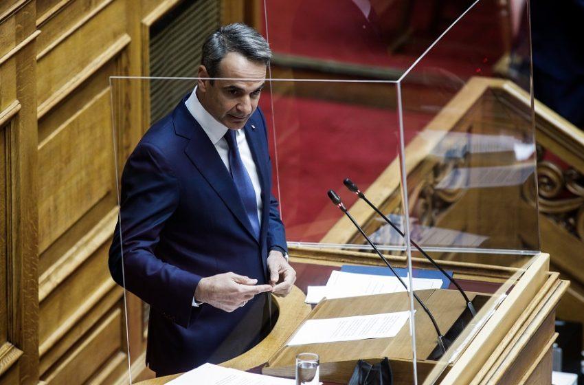 Μητσοτάκης: H έγκριση της Συμφωνίας με τη Γαλλία σημαίνει θωράκιση της χώρας – Ιστορική η σημερινή μέρα (vid)