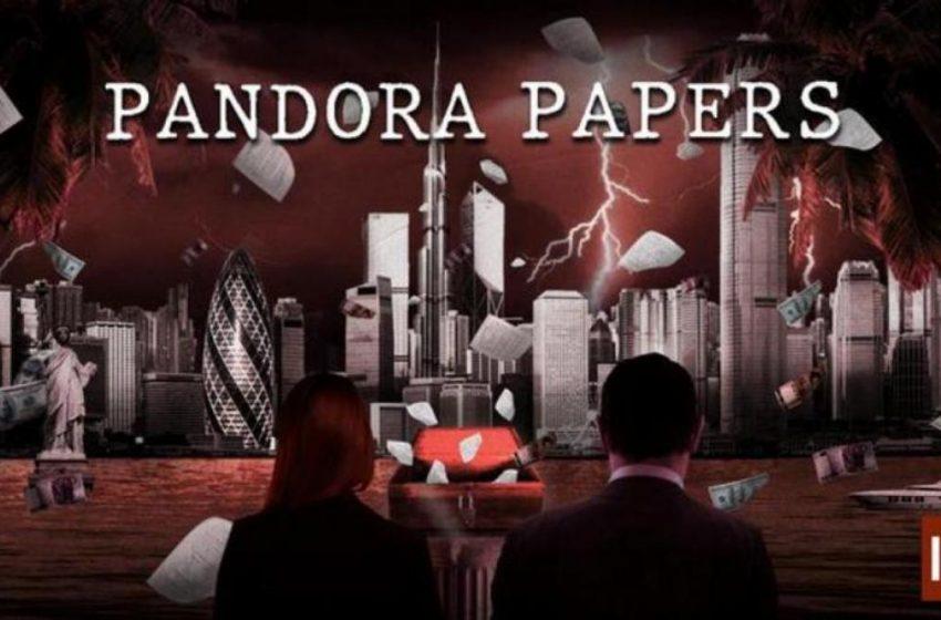 Pandora Papers: Σάλος με τους 283 Έλληνες στο Twitter
