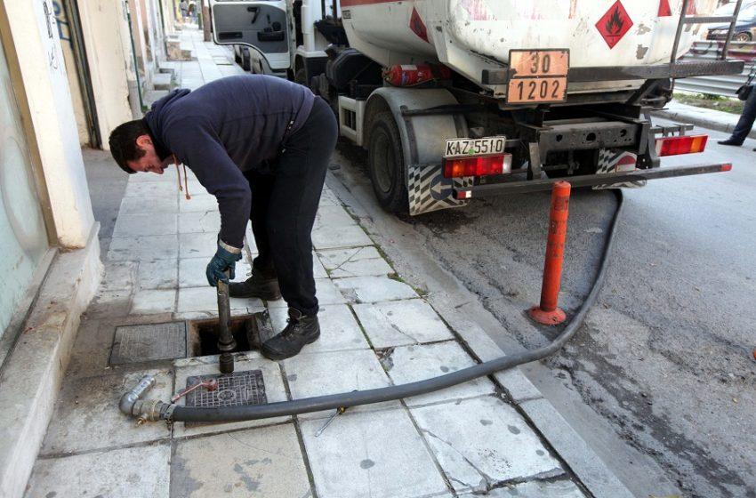 """Πετρέλαιο θέρμανσης: Πρεμιέρα με τιμή """"φωτιά"""" – Ακριβότερο κατά 45% συγκριτικά με πέρσι"""
