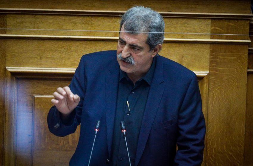 Αίρεται η ασυλία Πολάκη μετά από μήνυση Στουρνάρα