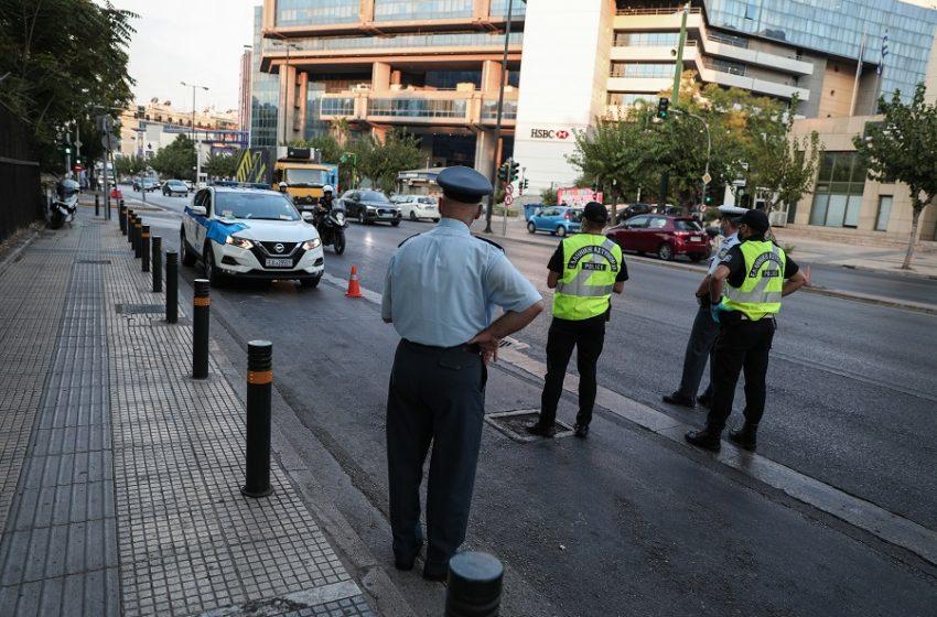 Κυκλοφοριακές ρυθμίσεις στην Αθήνα