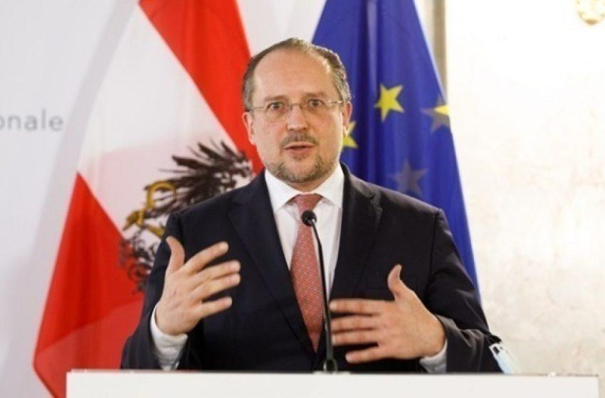 Αυστρία: Ο ΥΠΕΞ Αλεξάντερ Σάλενμπεργκ  διάδοχος του Κουρτς στην καγκελαρία