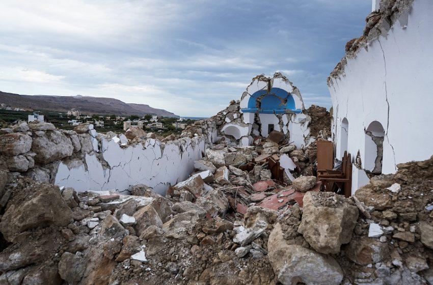 Η ΕΕ έτοιμη για παροχή διεθνούς βοήθειας στην Κρήτη αν κριθεί απαραίτητο