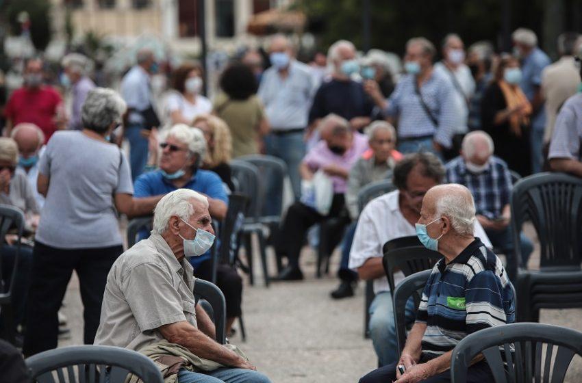 Συνταξιούχοι: Σφοδρές αντιδράσεις για τα αναδρομικά
